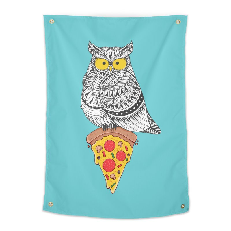 Midnight Snack Home Tapestry by godzillarge's Artist Shop