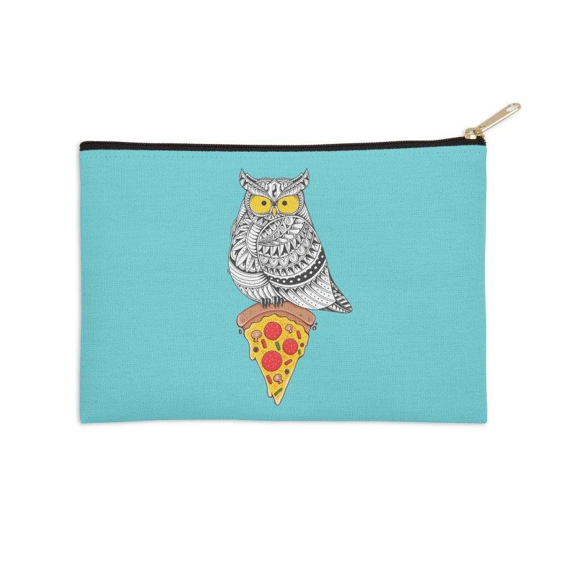 Midnight Snack Accessories Zip Pouch by godzillarge's Artist Shop