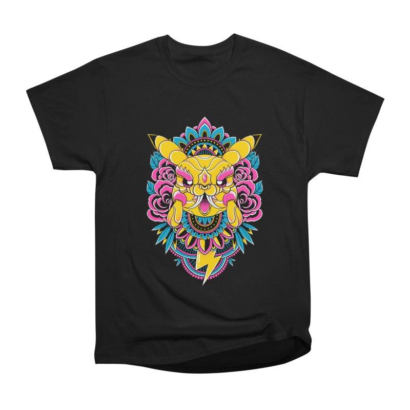 Oni Pikachu Women's T-Shirt by godzillarge's Artist Shop