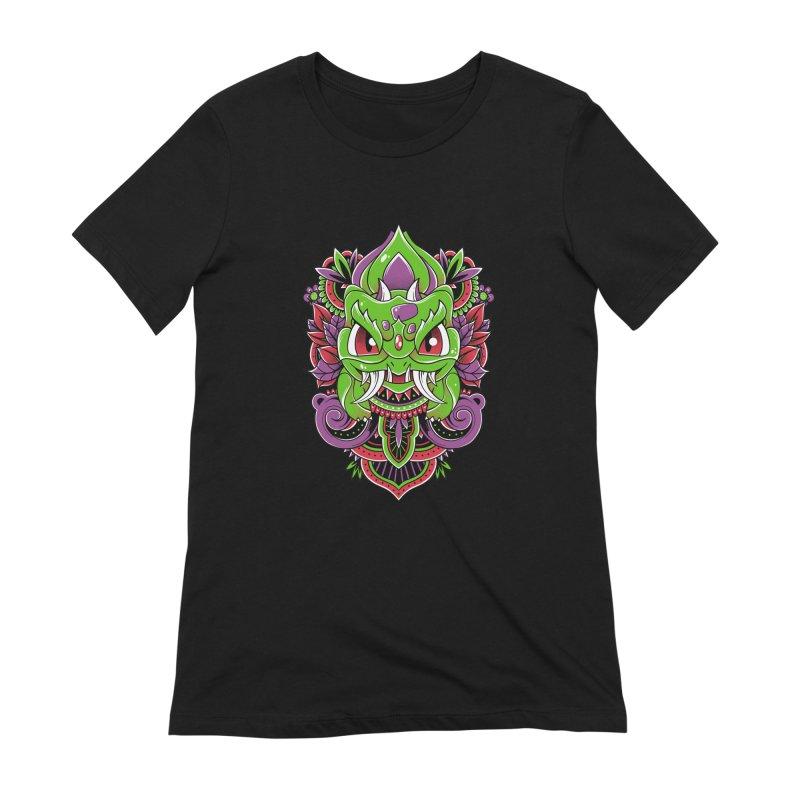 Oni Bulbasaur Women's T-Shirt by godzillarge's Artist Shop