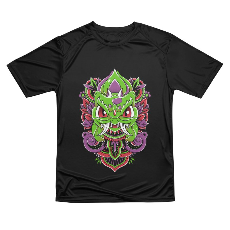 Oni Bulbasaur Women's T-Shirt by godzillarge's Artist Shop