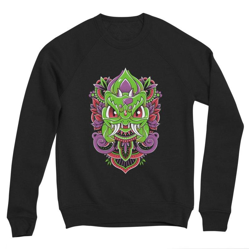 Oni Bulbasaur Men's Sweatshirt by godzillarge's Artist Shop