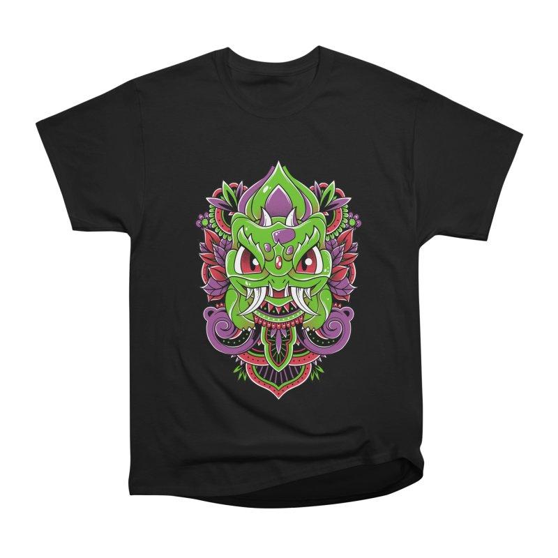 Oni Bulbasaur Men's T-Shirt by godzillarge's Artist Shop