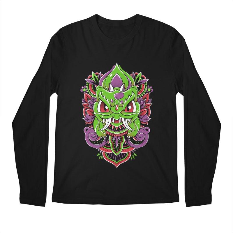 Oni Bulbasaur Men's Longsleeve T-Shirt by godzillarge's Artist Shop