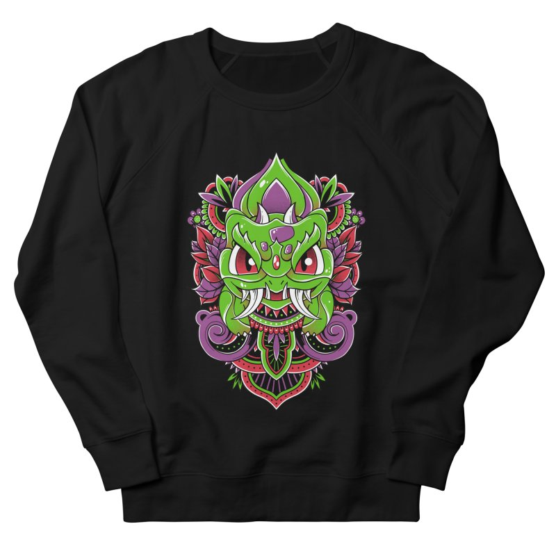 Oni Bulbasaur Men's Sweatshirt by godzillarge's Artist Shop