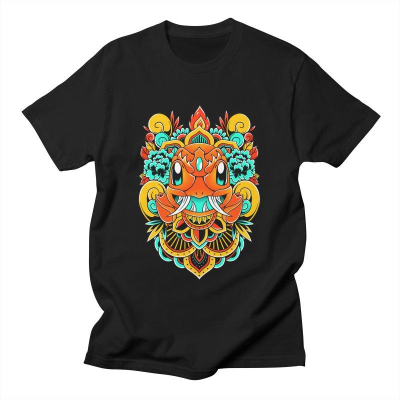 Oni Charmender Men's T-Shirt by godzillarge's Artist Shop