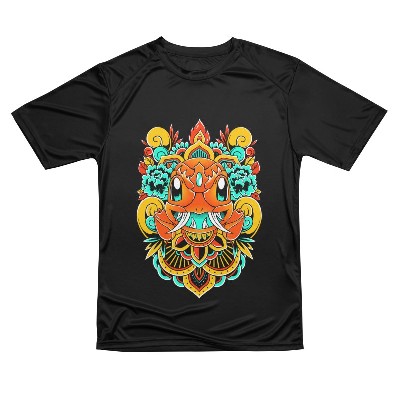 Oni Charmender Men's T-Shirt by godzillarge's Artist Shop