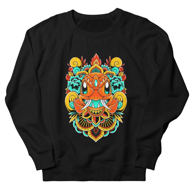 Oni Charmender Men's Sweatshirt by godzillarge's Artist Shop