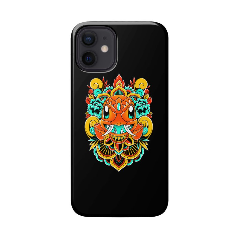 Oni Charmender Accessories Phone Case by godzillarge's Artist Shop