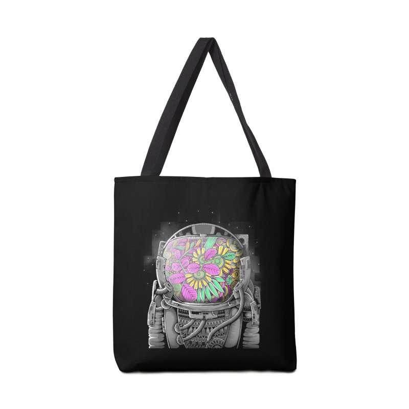 Wish You Were Here Accessories Bag by godzillarge's Artist Shop