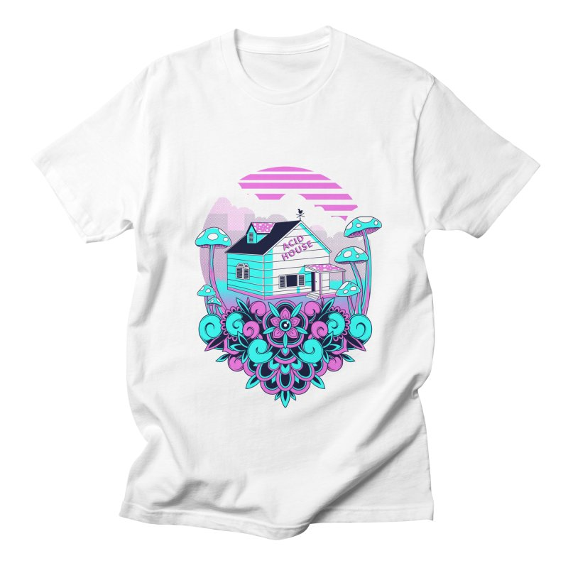 Acid House Men's T-Shirt by godzillarge's Artist Shop