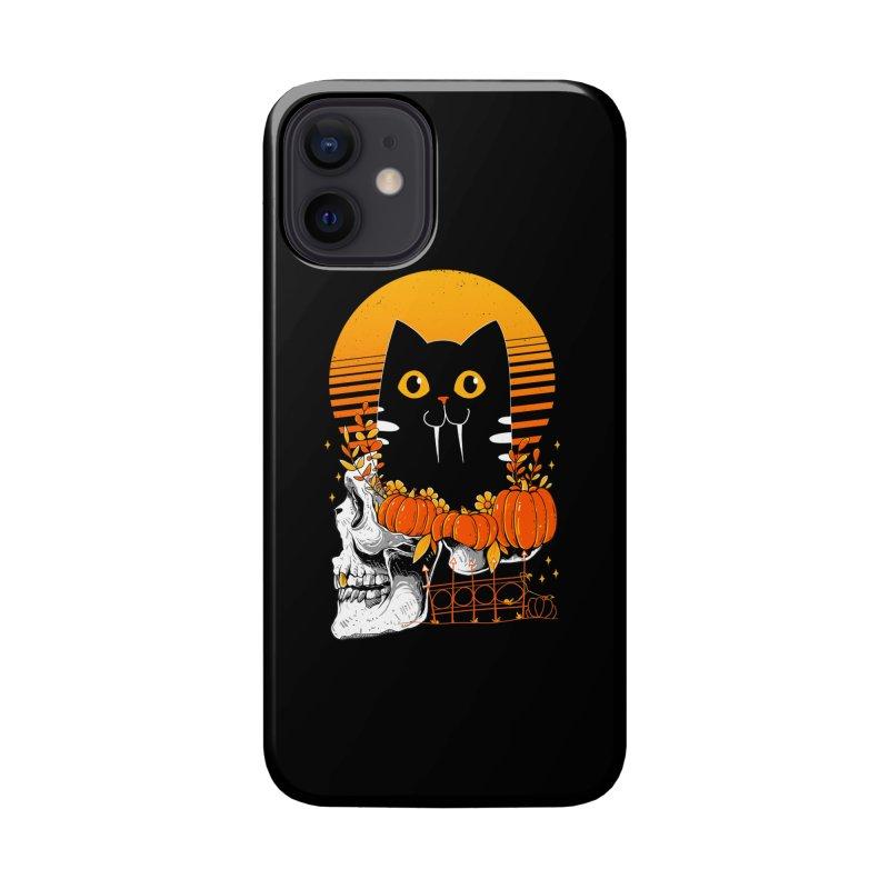 Halloween Cat Accessories Phone Case by godzillarge's Artist Shop