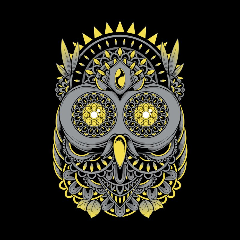 Golden Owl Kids Toddler T-Shirt by godzillarge's Artist Shop