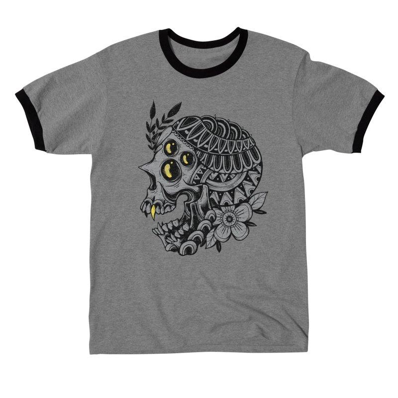 Botanical Skull Women's T-Shirt by godzillarge's Artist Shop