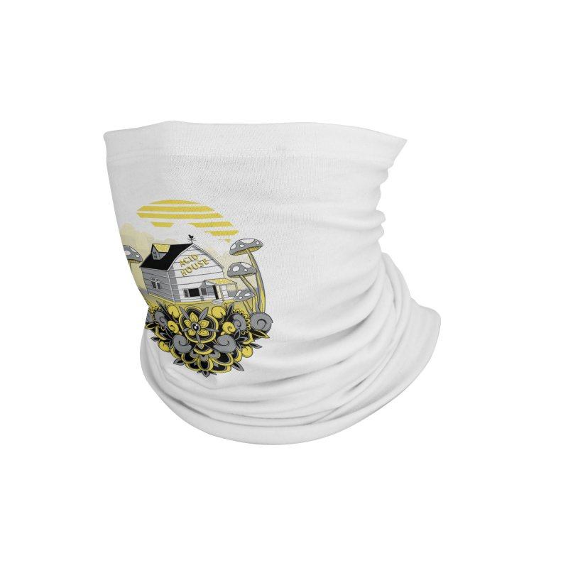 Acid House Accessories Neck Gaiter by godzillarge's Artist Shop
