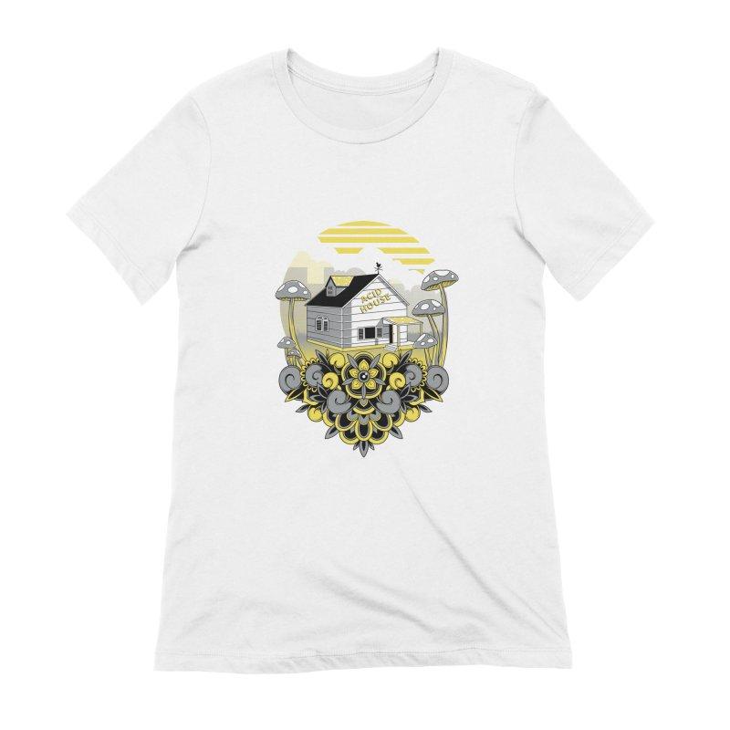Acid House Women's T-Shirt by godzillarge's Artist Shop