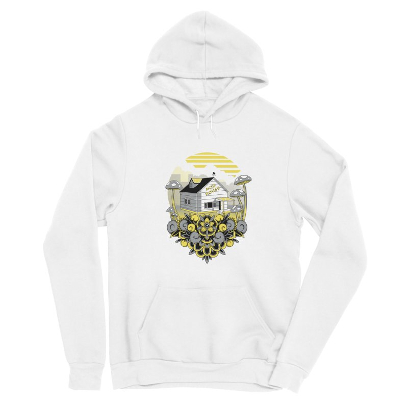 Acid House Men's Pullover Hoody by godzillarge's Artist Shop