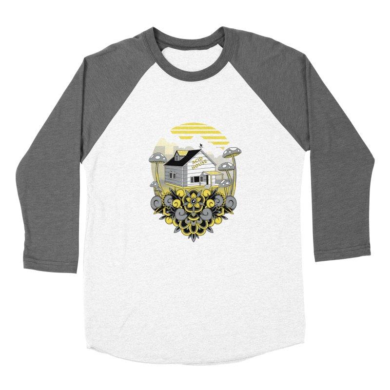Acid House Women's Longsleeve T-Shirt by godzillarge's Artist Shop