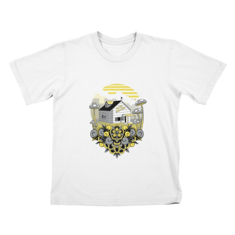 Acid House Kids T-Shirt by godzillarge's Artist Shop