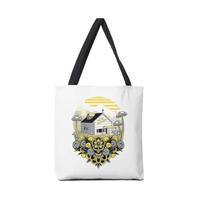 Acid House Accessories Bag by godzillarge's Artist Shop