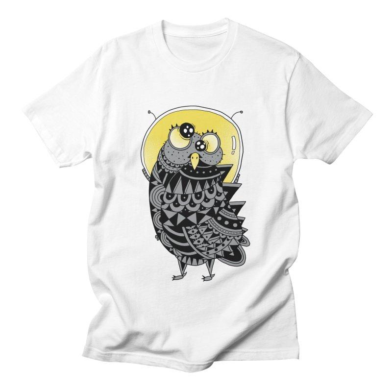 Space Adventure Men's T-Shirt by godzillarge's Artist Shop