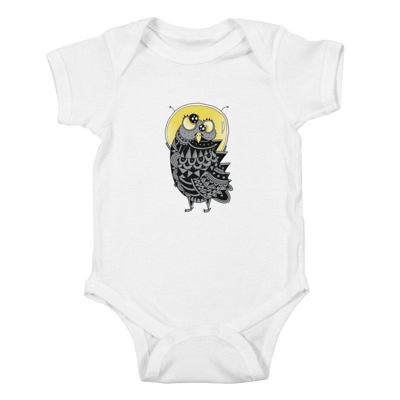 Space Adventure Kids Baby Bodysuit by godzillarge's Artist Shop