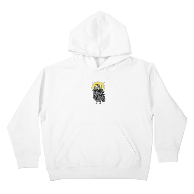 Space Adventure Kids Pullover Hoody by godzillarge's Artist Shop