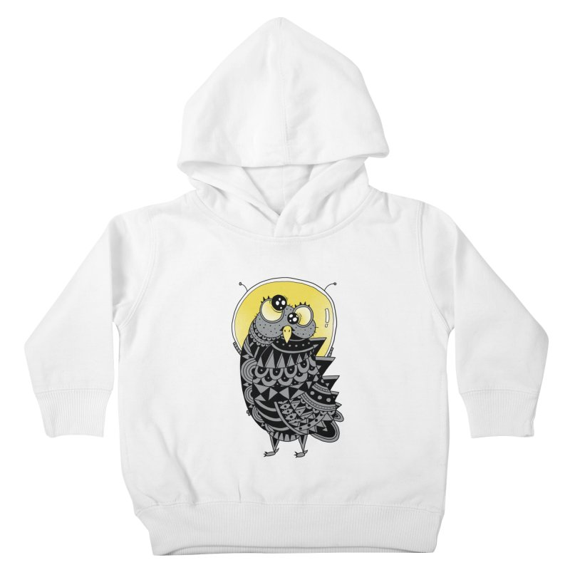 Space Adventure Kids Toddler Pullover Hoody by godzillarge's Artist Shop