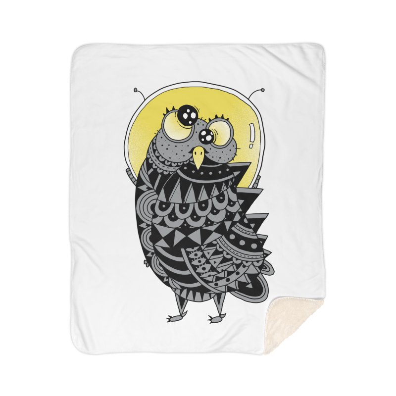 Space Adventure Home Blanket by godzillarge's Artist Shop