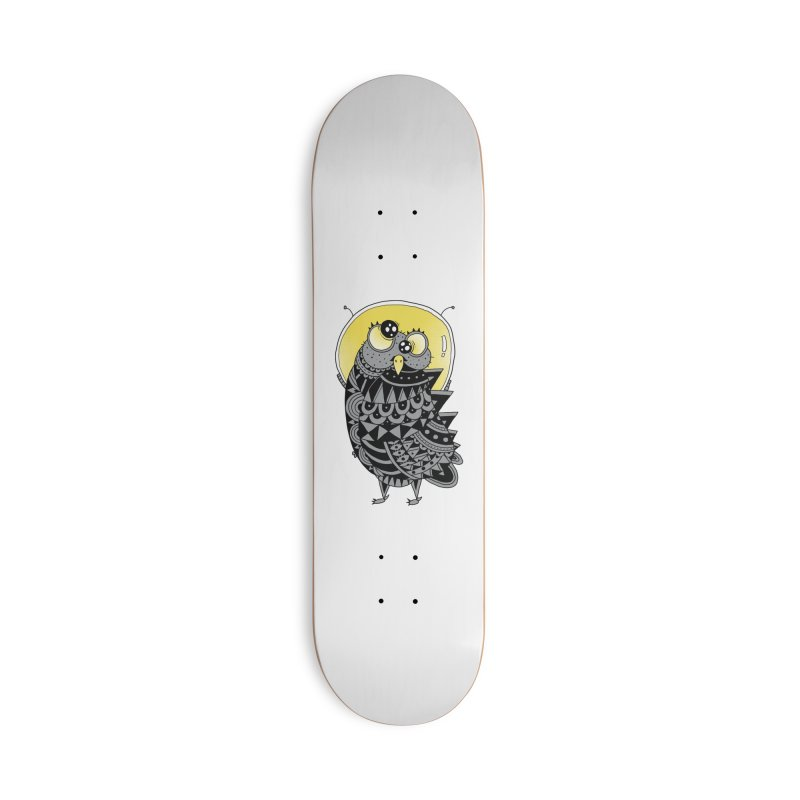 Space Adventure Accessories Skateboard by godzillarge's Artist Shop