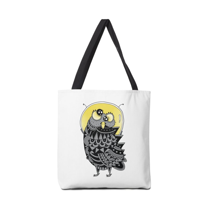Space Adventure Accessories Bag by godzillarge's Artist Shop