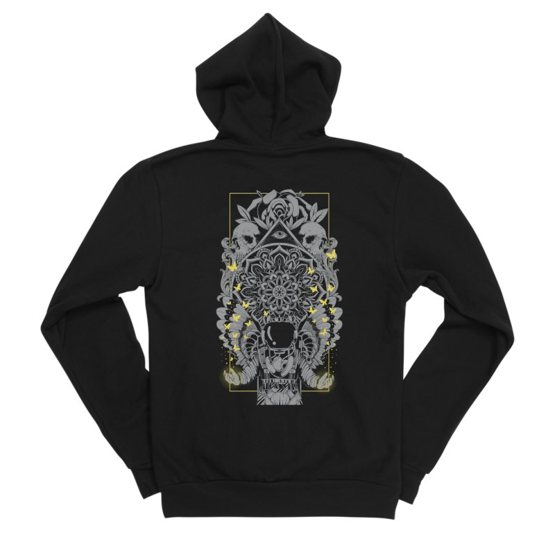 Free to Fly Women's Zip-Up Hoody by godzillarge's Artist Shop