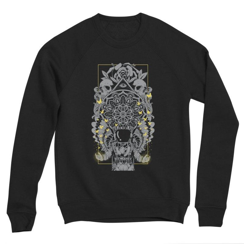 Free to Fly Men's Sweatshirt by godzillarge's Artist Shop