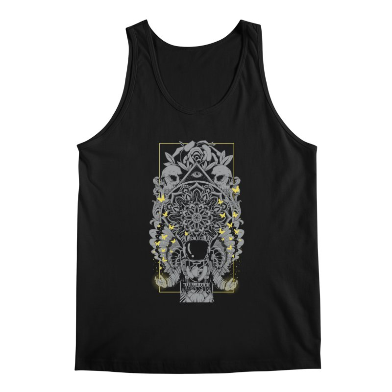 Free to Fly Men's Tank by godzillarge's Artist Shop