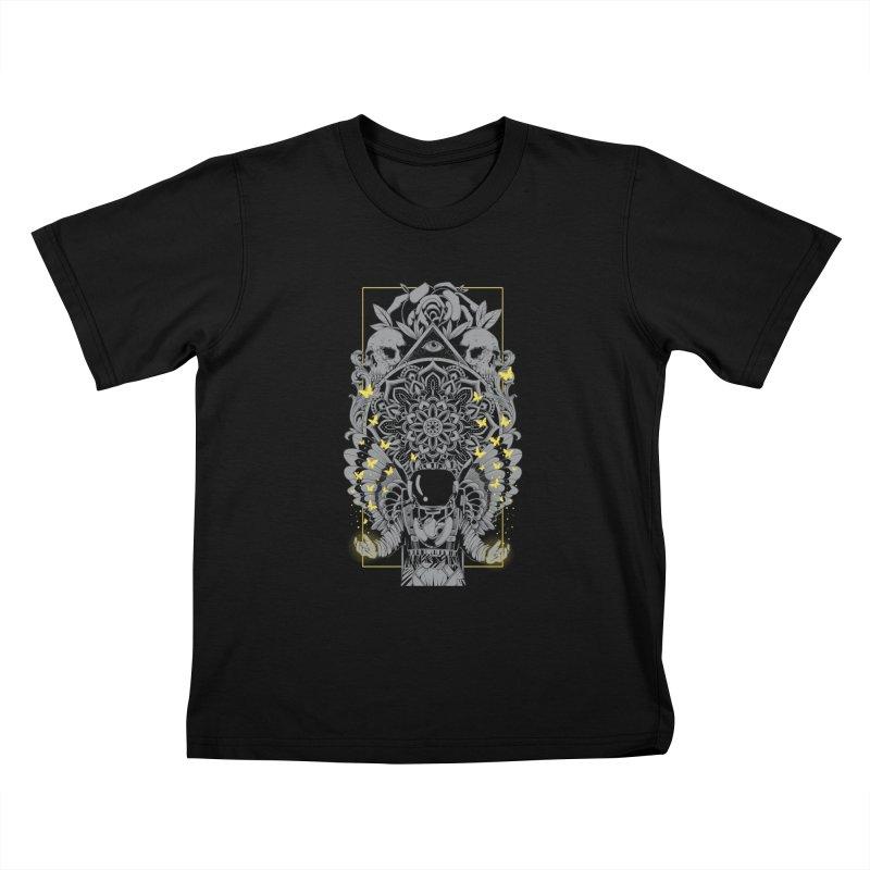 Free to Fly Kids T-Shirt by godzillarge's Artist Shop