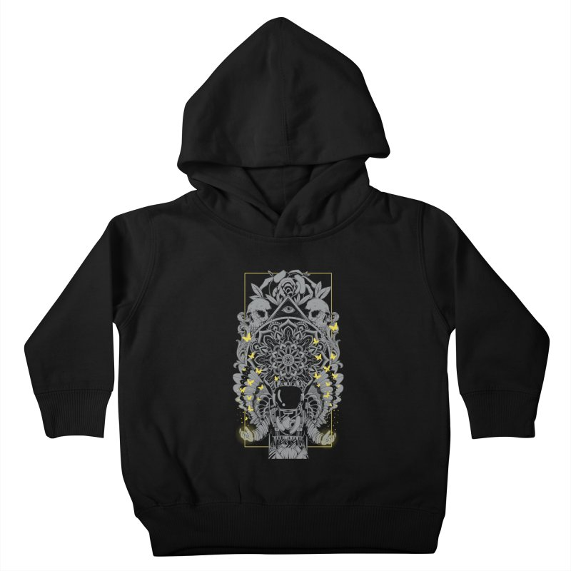 Free to Fly Kids Toddler Pullover Hoody by godzillarge's Artist Shop