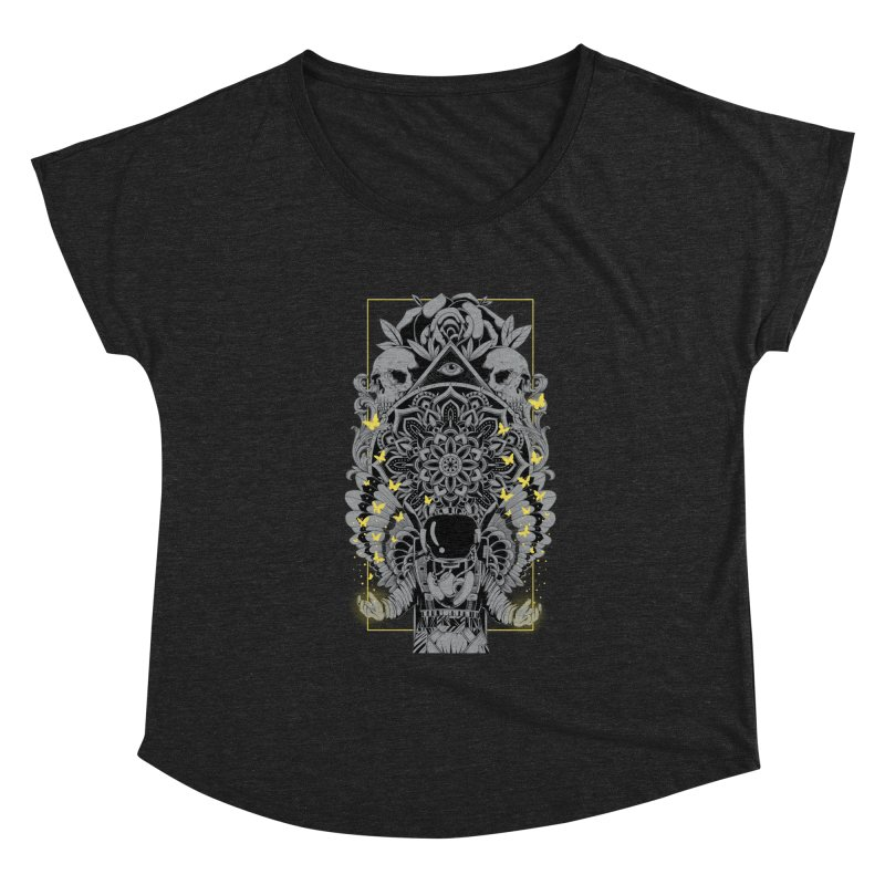 Free to Fly Women's Scoop Neck by godzillarge's Artist Shop