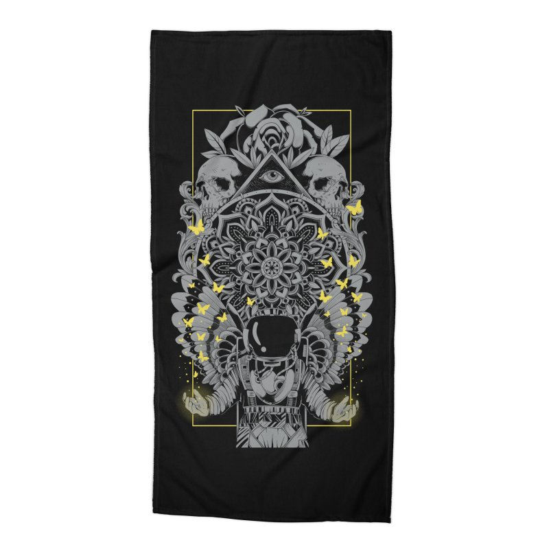 Free to Fly Accessories Beach Towel by godzillarge's Artist Shop