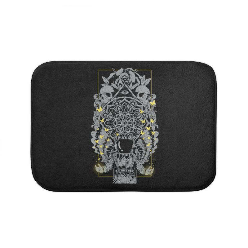 Free to Fly Home Bath Mat by godzillarge's Artist Shop
