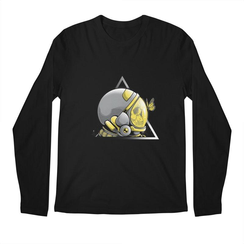 Hello Men's Longsleeve T-Shirt by godzillarge's Artist Shop