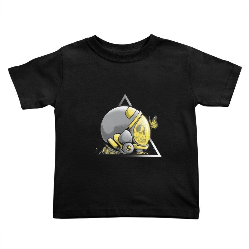 Hello Kids Toddler T-Shirt by godzillarge's Artist Shop