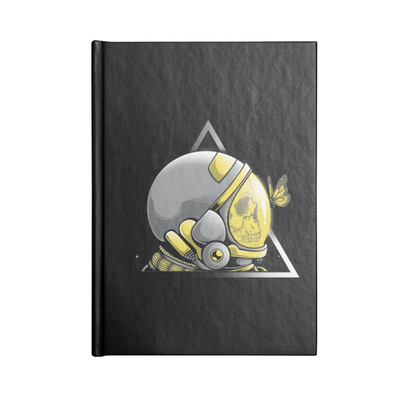 Hello Accessories Notebook by godzillarge's Artist Shop