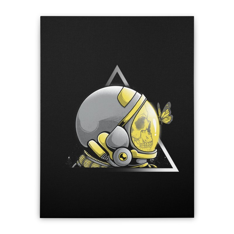 Hello Home Stretched Canvas by godzillarge's Artist Shop