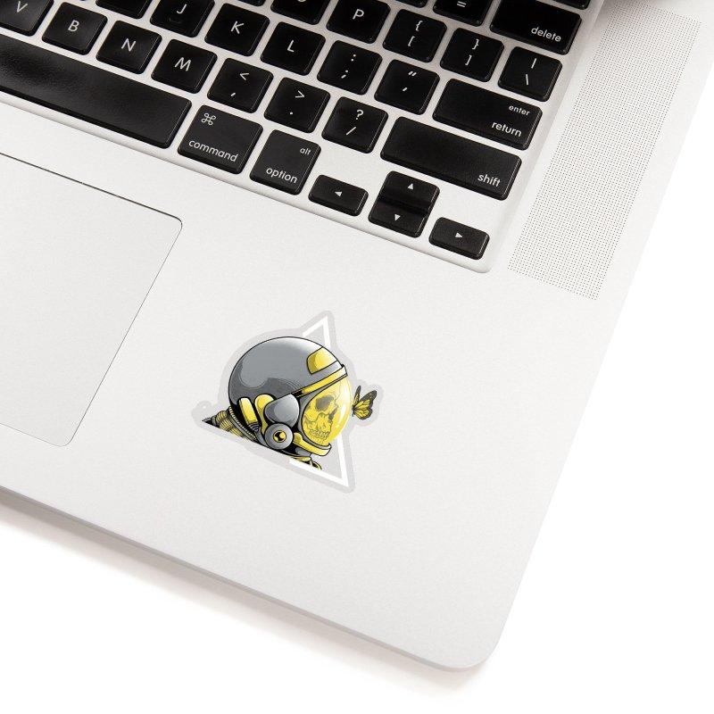 Hello Accessories Sticker by godzillarge's Artist Shop