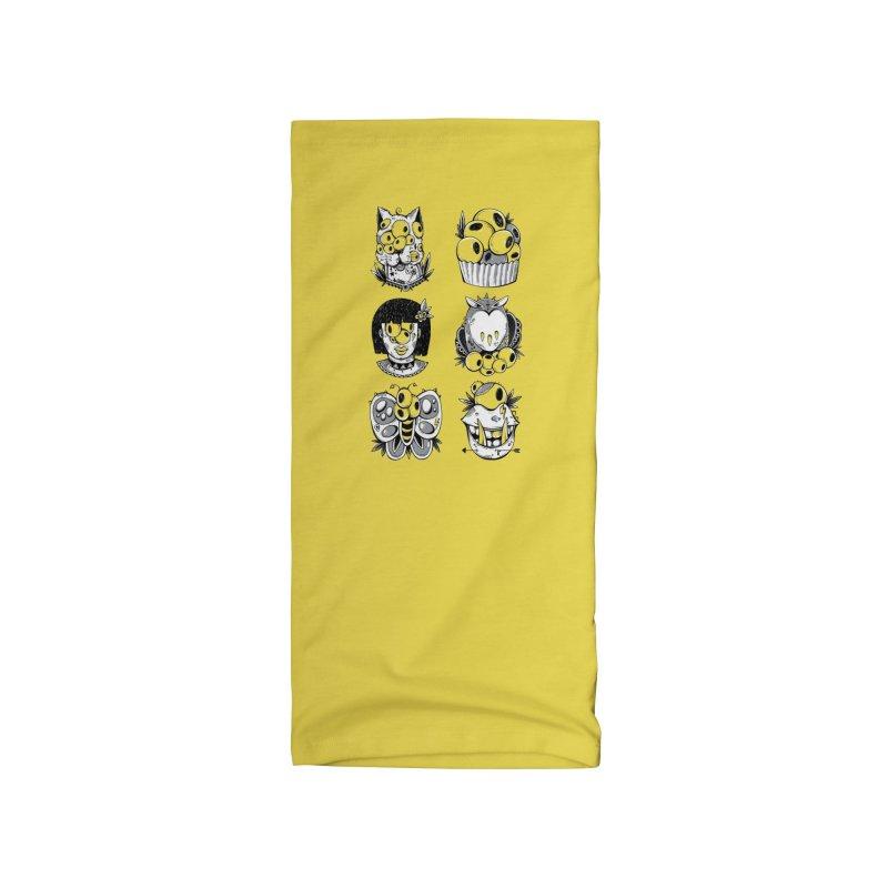 Monster Squad Accessories Neck Gaiter by godzillarge's Artist Shop