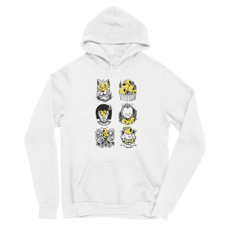 Monster Squad Men's Pullover Hoody by godzillarge's Artist Shop