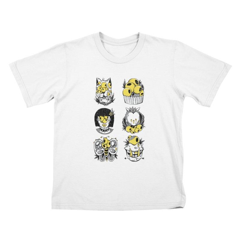 Monster Squad Kids T-Shirt by godzillarge's Artist Shop