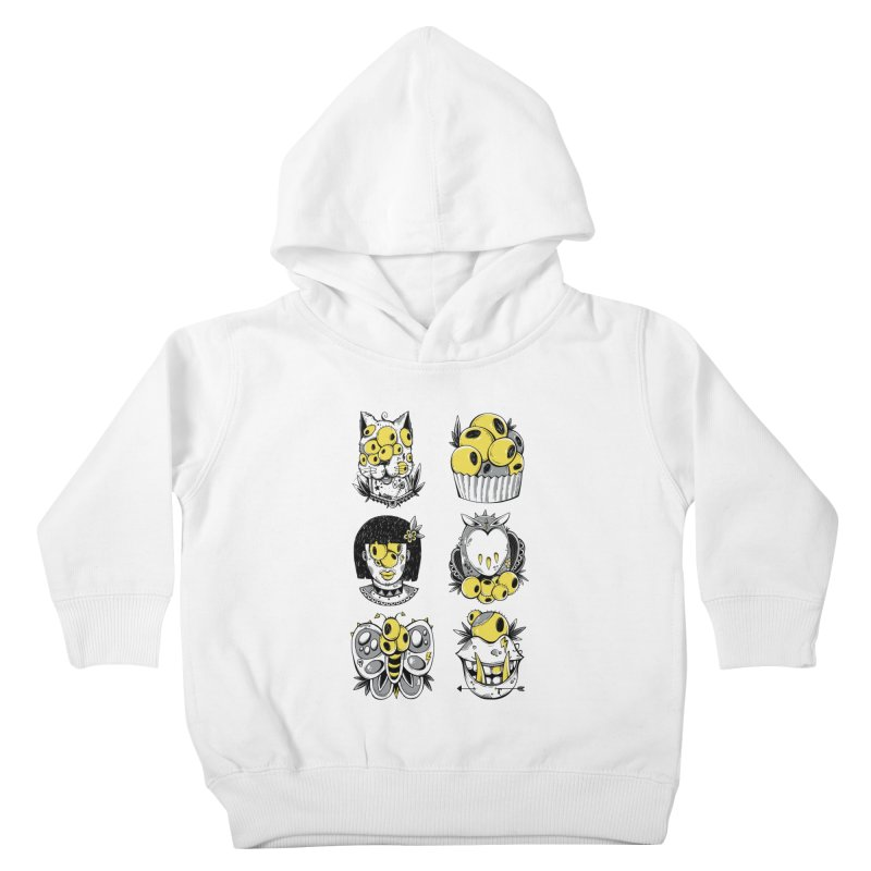 Monster Squad Kids Toddler Pullover Hoody by godzillarge's Artist Shop