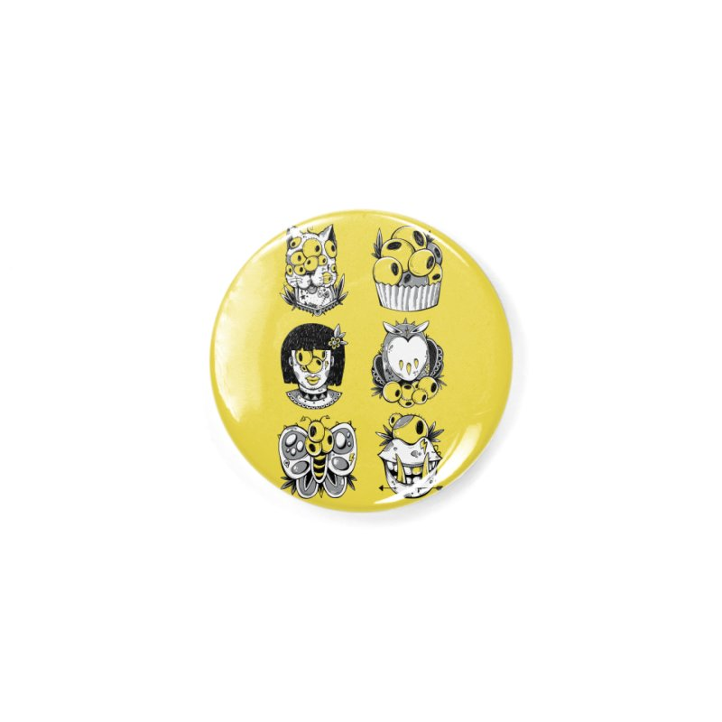 Monster Squad Accessories Button by godzillarge's Artist Shop