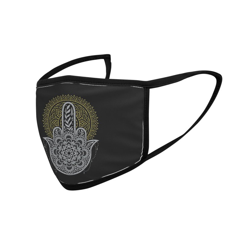 Zero Namaste Given Accessories Face Mask by godzillarge's Artist Shop